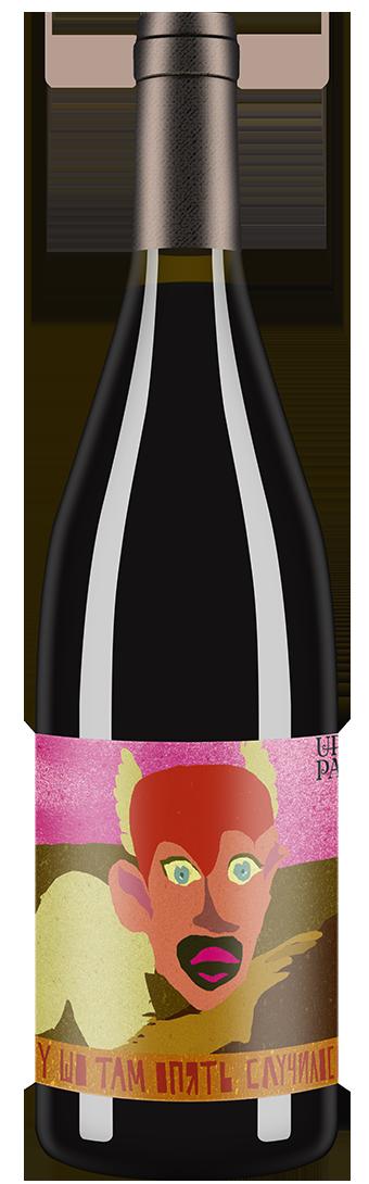 Ну шо там опять случилось? Pinot Noir 2017